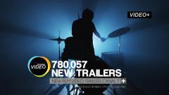 Show Promo Lower Third TV Kuvapankki erikoistehosteet