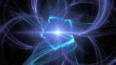 Star - Background for Desktop PC, Tablet, iPad, etc. Stock Illustration
