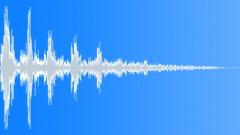 Sci-Fi Force Field Impact 7 - sound effect