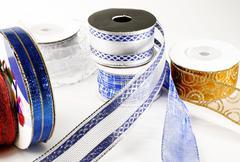 color ribbon - stock photo