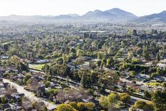 thousand oaks california - stock photo