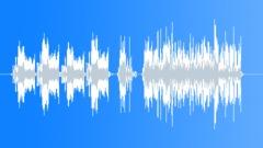 FX Agr Stuttery Stat Sound Effect