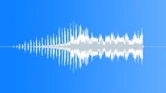 FX CHR BUMPY WIPE N TRANSITION - sound effect