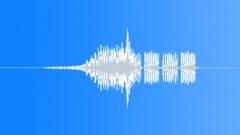 FX CHR BUZZY FUTZ - sound effect