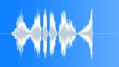 FX CHR EL SCRATCHO DEL FRAGMENTOS Sound Effect