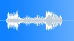 FX CHR LOW STOPPER Sound Effect