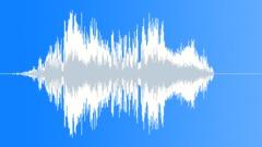 FX CHR SCRATCHY FUTZY ENDER Sound Effect
