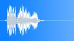 FX CHR SHREDDED SCRATCH Sound Effect