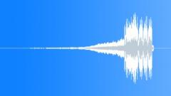 FX CHR STUDDERED RAMP Sound Effect