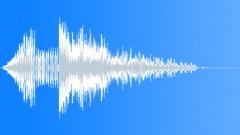 FX Gritty Pow Sound Effect