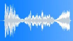 Stock Sound Effects of FX Odd Breaker Wipe
