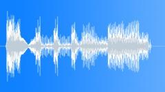 FX Pow Buzzy Zap Sound Effect