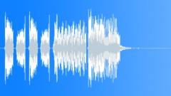 FX Scartchy Buzz Bang - sound effect
