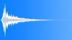 FX Spinny Big Slam Sound Effect