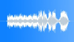 FX Static Scratchic Sound Effect