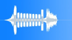 FX UCHR PHONEY SEQUENCE Sound Effect