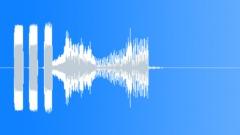 FX Up Beep Textured Wipe Sound Effect