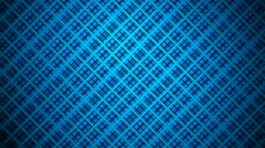 Blue shadow wire Stock Footage