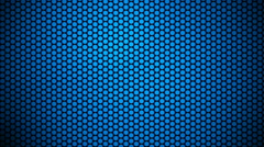 Blue shift dots Stock Footage