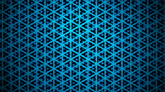 Blue shadow background Stock Footage