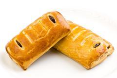 Turkish Pastries - stock photo