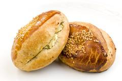 Turkish Pastries Stock Photos