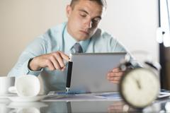 Time in business Stock Photos