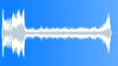 Pad Agr Spun Bump Sound Effect