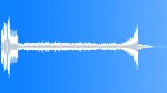 Pad Bent - sound effect
