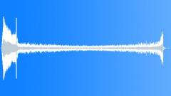 Pad Distorted Zip Sound Effect