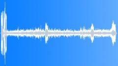Pad Gritty Beginning Sound Effect