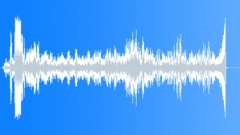 Pad Growly Sound Effect