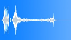 Pad Quick Gap Deep Boom Sound Effect