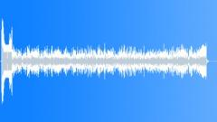 Pad Scratch Wipe Echo Sound Effect