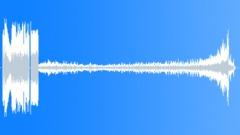 PAD Shorter Riser - sound effect