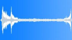 Pad Slamin around - sound effect