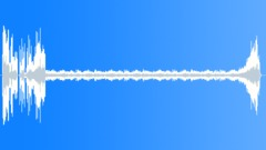Pad Thumpy Static Sound Effect