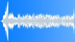 Pad Warped Speed - sound effect