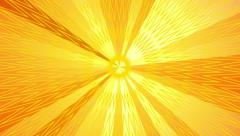Sunbeam motion warm backgrounds Stock Footage