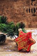 Christmas toy Stock Photos