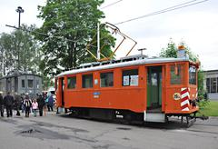 Stock Photo of Historical tram
