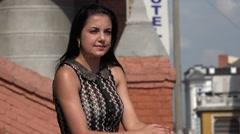 Hispanic Woman, Latin Women, Latinas, Females, People Stock Footage