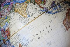 Equator - stock photo