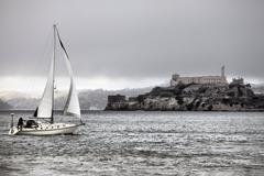 Alcatraz Stock Photos