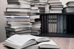 Stock Photo of Knowledge - light