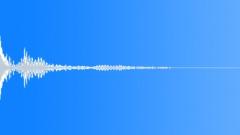 knock down - sound effect
