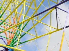 Big wheel elements. Related clips are in my portfolio in 1920x1080. Stock Footage