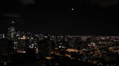 Chicago Sears Tower Time Lapse No.1 - stock footage
