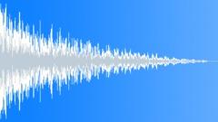 Impact Distant Digital Sound Effect