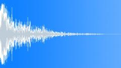 Impacts Slam Sound Effect